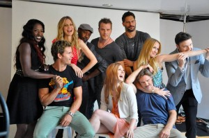 true blood photo comic con 2013
