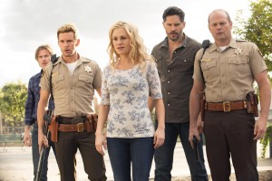 True Blood - Saison 7 groupe
