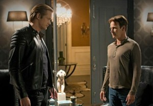 Eric et Bill true blood 7x09 Love is to Die