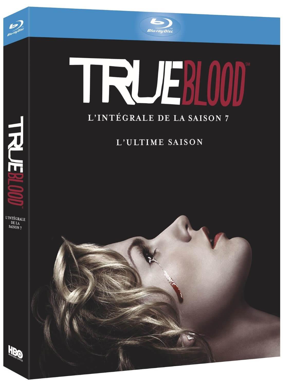 Test du coffret Blu-ray intégrale saison 7 de True Blood