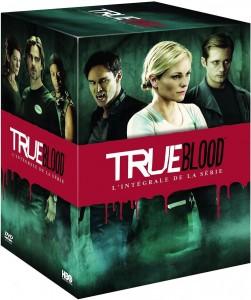 intégrale de la série true blood