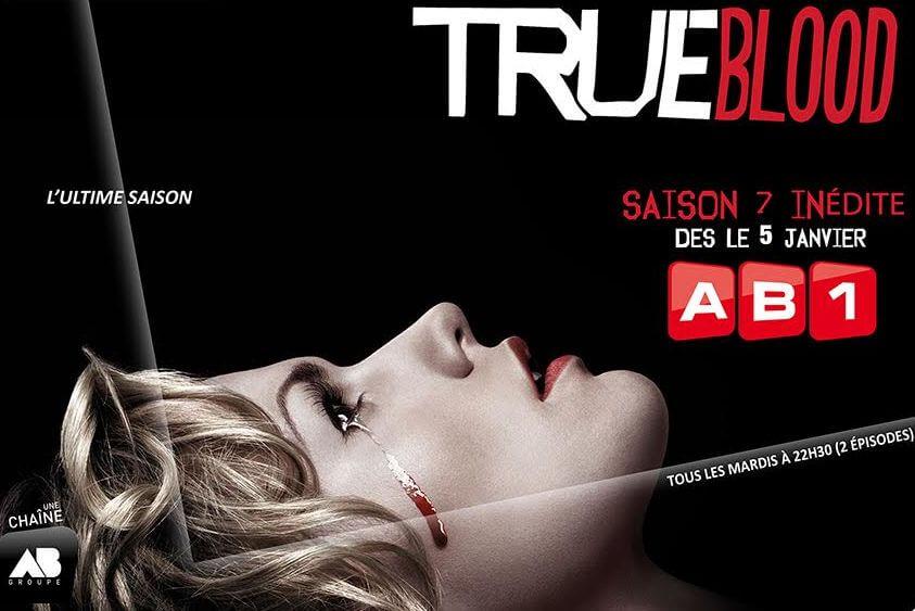 La saison 7 de True Blood sera diffusée sur AB1 dès le 5 janvier